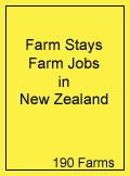 Arbeiten auf Farmen in Neuseeland